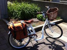 My Biria bicycle!
