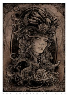 Steampunk artwork - what is Steampunk???