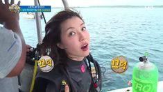 Scuba Girl, Womens Wetsuit, Full Face Mask, Scuba Diving, Asian, Charlotte, Outdoors, Girls, Diving