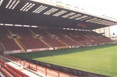 Arnold Laver (South Stand) Stand which was built in 1975