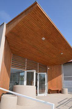 Oficinas de Essbio Chiguayante, by architect Susana Herrera & FactoriaDesign