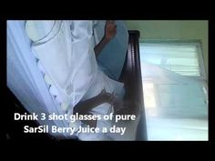 Dr. Sebi talks about the SarSil Berry Juice from his bedroom in La Ceiba, Honduras (USHA Healing Village).  The best time to taste the SarSil Berry Juice is between August 15th and Nov 15th because that's when those particular berries are in season. http://www.drsebiscellfood.com/