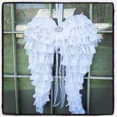 Lovely Shabby Angel Wings :: Hometalk