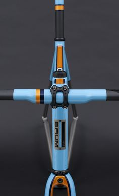 GTX, Duck Egg Blue, Chrome Orange, Deep Crystal Blue, Corretto