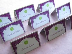 grape and lime green wedding theme | Planning your own winery wedding? See the matching handmade wedding ...