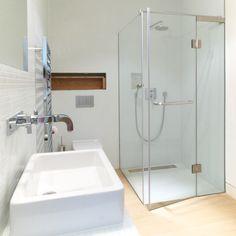 Gallery of Balaton-Felvidék Estate Centre / László Vincze dla - 28 Modern Bathroom Paint, Bathroom Paint Colors, White Interior Design, Bathroom Interior Design, Asian Bathroom, Sweden House, Floor Decor, Bathroom Renovations, House Design