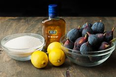 fig and brandy jam recipe | use real butter