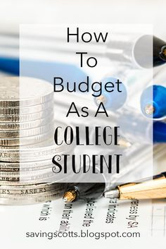 Budgeting in college can be a challenge. For many it is the first time you have had to budget, add in the additional challenges on infrequent income and it can be easy to become disheartened. Today we share our 3 top tips for making a successful budget as a student.