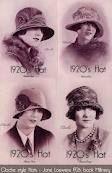 1920′s Cloche Hat Fashion