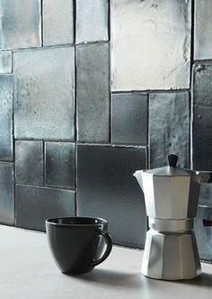 The Winchester Tile Company Foundry Metallics Gallium Mix 5