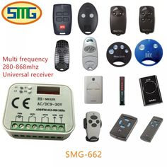 Subcategory: Accessories & Parts. Universal Garage Door Remote, Garage Door Remote Control, Garage Door Opener Remote, Universal Remote Control, Consumer Electronics, Coding, Free Shipping, Fun Gadgets, Tech Gadgets