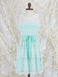 Altar'd State Little Miss Lace Dress - Sundresses - Dresses - Apparel on Wanelo