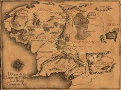 The Lord of the Rings is the first film of a trilogy directed by Peter Jackson based on the eponymous books of JRR Tolkien. The film relies heavily on cartographic representations of imaginary worl...