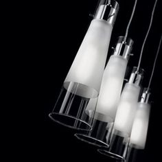 Kuky Clear Hanging Lamp by Ideal Lux. Pyrex, Lava Lamp, Light Bulb, Applique, Table Lamp, Lighting, Design, Home Decor, Pendants