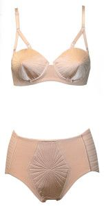 Jean Paul Gaultier for La Perla, bra £270, briefs £198