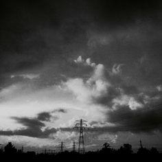 Again clouds.