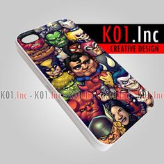 Marvel Character Collection  iPhone 4/4s/5 Case  Samsung by K01Inc, $15.50