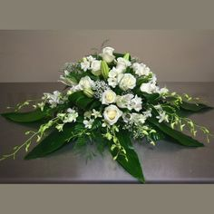 W Flowers product: Head Table Wedding Flowers Altar Flowers, Church Flowers, Funeral Flowers, Wedding Flowers, Grave Flowers, Ikebana, Funeral Floral Arrangements, Church Flower Arrangements, Arte Floral