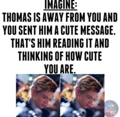 I love thomas Brodie sangster so much!