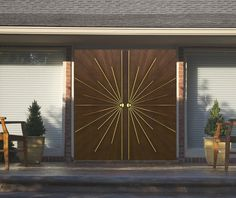 Our door transform entryways into works of art.