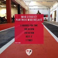 #voiron #crossfit #crossfitvoiron #partnerwod #running #run #rowing #row #wod #training