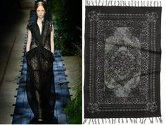 From Fashion to Home:  Erdem Spring 2015 Collection