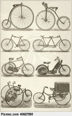 Source: http://www.pixmac.com/picture/antique+bicycles/000040927595