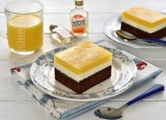 Prajitura Fanta cu suc natural (CC Eng Sub) Romanian Desserts, Romanian Food, Desert Recipes, Cheesecakes, Easy Desserts, Food Art, Deserts, Food And Drink, Cooking Recipes