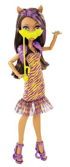 Monster High Dance The Fright Away Clawdeen Wolf Doll ONLY $4.04!! - http://supersavingsman.com/monster-high-dance-fright-away-clawdeen-wolf-doll-4-04/
