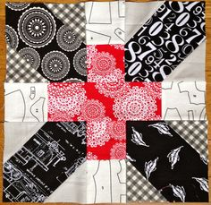 X and cross No 2 by Floh.Stiche, via Flickr