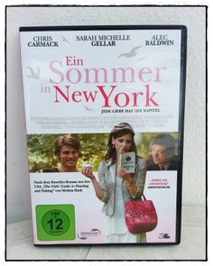 Russkajas Beautyblog: Film Freitag - Ein Sommer in New York (Upper East ...
