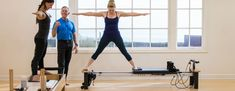 What You Need to Know When Buying an AeroPilates Reformer Pilates At Home, Pilates Barre, Pilates Studio, Aero Pilates Machine, Aeropilates Reformer, Ideal Shape, Workout Schedule, Pelvic Floor, Rebounding