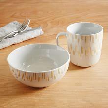 Modern Dinnerware Sets, Dinner Plates and Bowl | west elm