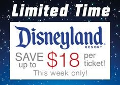 Save up to on your next family vacation! Get Away Today is the provider of discount Disneyland family vacations and affordable family travel to San Diego, Universal Studios, and more! Disney Tickets, Disney Deals, Disney Trips, Disneyland Vacation, Vacation Trips, Family Vacations, Disney California, California Travel