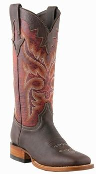 Womens Lucchese Since 1883 Chocolate Oiled Sholder M3613 MR3613