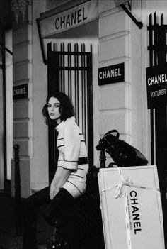 Kiera Knightly @ Chanel