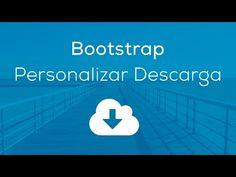 Bootstrap - Como Descargar Solamente la Grid o los Componentes que tu quieras - YouTube Blog, Youtube, Design Web, Te Quiero, Social Networks, Blogging, Youtubers, Youtube Movies