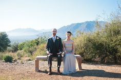 Intimate Ojai Wedding at Meditation Mount Chic Wedding, Wedding Styles, Ojai California, Just Like Heaven, Practical Wedding, Boho Chic, Meditation, Reception, Bench