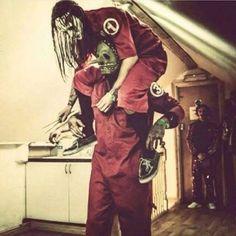 Slipknot - Chris and Joey