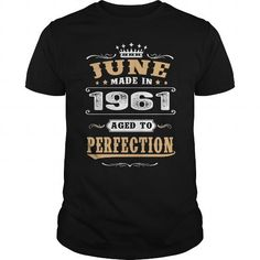 1961 June Aged Perfection