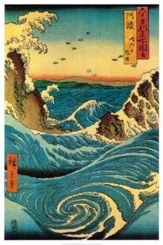 Japanese art on Pinterest