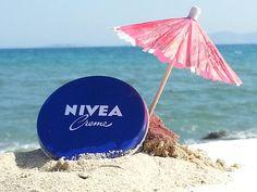 NIVEA, Strand, Sommer, Schirmchen, Ferien, plage, été, petit parasol, vacances, #nivea #niveaandyou