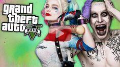 SUICIDE SQUAD MOD (GTA 5 Mod Komik Anlar): Komikkategorisindeki sevilen bir videodur.Bu kategorideki yüzlerce… #Komik #free #gratis