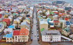 Potential honeymoon: Iceland. Reykjavik.