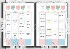 Family Planner  Monthly Inserts  Family di xpressyourself83