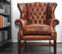 Exclusive luxury wing chairs