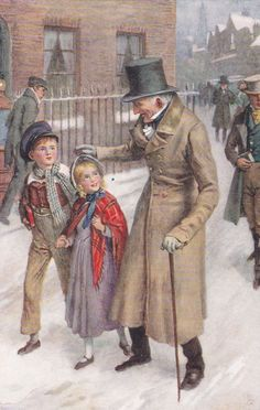 Dickens: How Scrooge kept Christmas Day, 00-10s ; TUCK