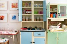 SMUG - hipshops in London----love these cabinets