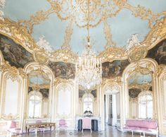 Hotel de Soubise, Paris, by Georgianna Lane