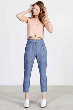 Cooperative Railroad Stripe Trouser Pant